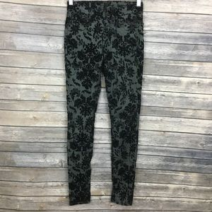 7 for all mankind gwenevere paisley print jeans